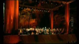 Vivere Andrea Bocelli Laura Pausini Luciano Pavarotti tribute
