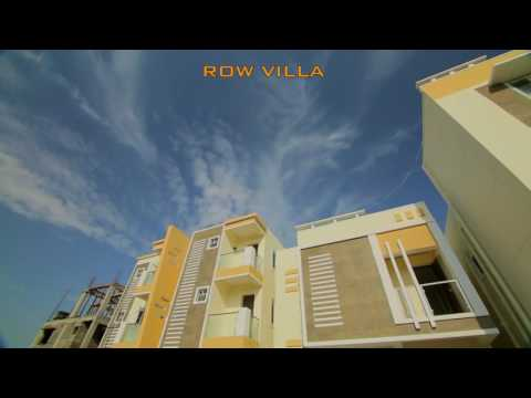 Nest Njoy Villas, ECR, Chennai, India. An Affordable Gated Community - Homes (Actual Video)
