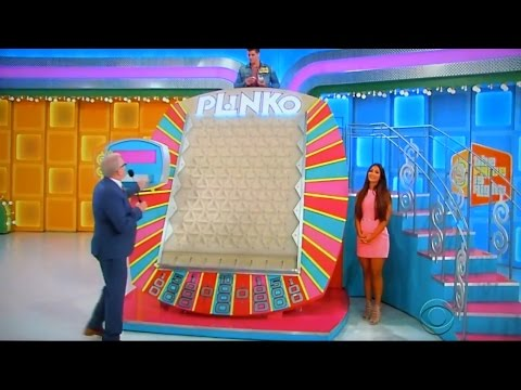 The Price is Right - Plinko - 1/26/2017