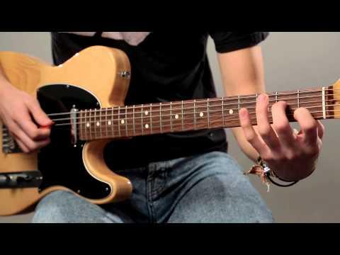 Guitar Lesson: Rockschool Premiere Exam - Minor chords