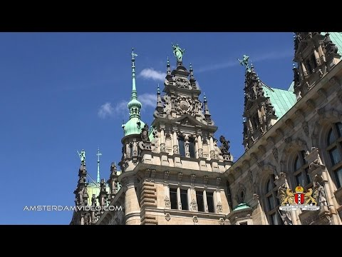 Downtown Hamburg Germany Part 1 (5.30.14 - Day 1429)