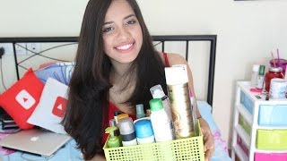 My Hair Care Products | Debasree Banerjee