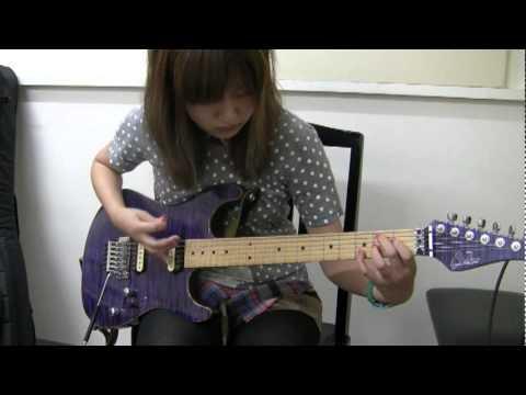 Miki Kato - Scuttle Buttin' in E (Stevie Ray Vaughan)