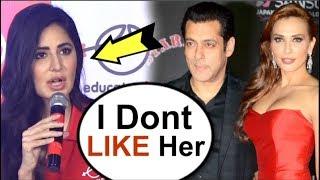 Katrina Kaif JEALOUS Of Salman Khan's GF Iulia Vantur Wants Him To BREAKUP