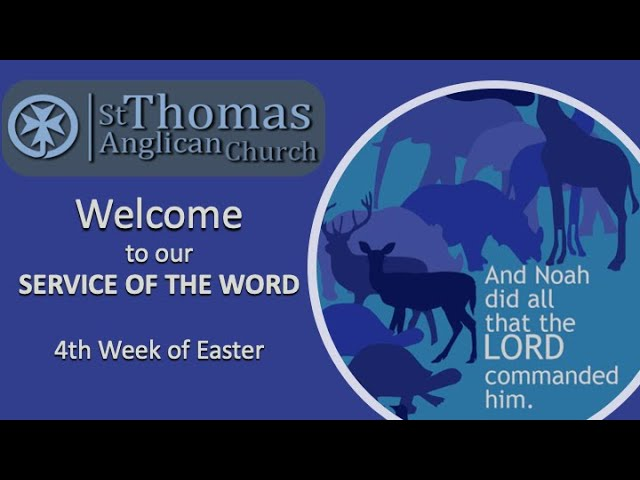 1st May 2020 - 4th Week of Easter