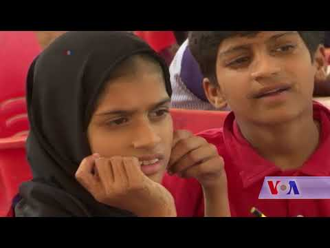 Pakistan Girls Education - VOA Ashna