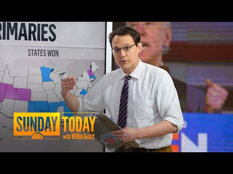 Steve Kornacki Makes His Debut In People's Sexiest Man Alive Issue   Sunday TODAY