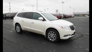 2014 Buick Enclave Premium All Wheel Drive For Sale Dayton Troy Piqua Sidney Ohio | CP15465T