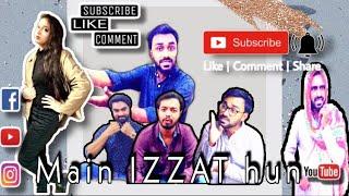 Main izzat hun | funny video | By Rash crew | Rashid Shah Vines