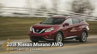 2018 Nissan Murano Platinum AWD Full Review