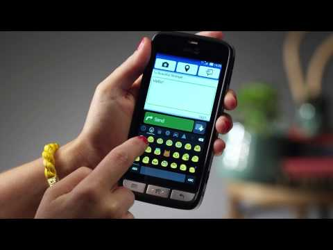 Doro® | Doro Liberto® 820 ENG Tutorial – How to call, SMS and MMS