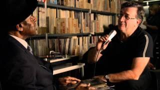 Archie Shepp au micro d