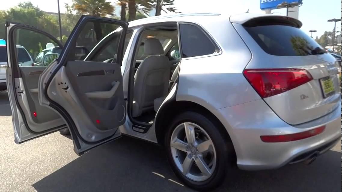 2011 Audi Q5 used, Los Angeles, Woodland Hills, West Hills, Sherman Oaks, Van Nuys, CA 431 - YouTube