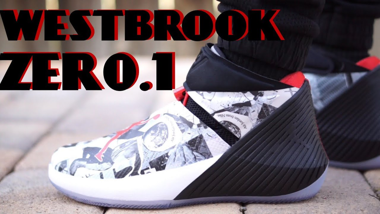 JORDAN WESTBROOK WHY NOT ZER0.1