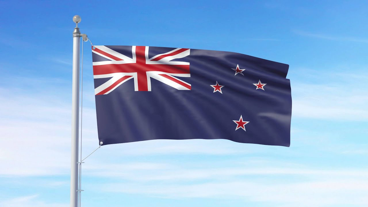The Current New Zealand Flag - Flag Consideration Project ...
