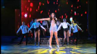 Ricki-Lee Performing Raining Diamonds Live on The X-Factor Australia