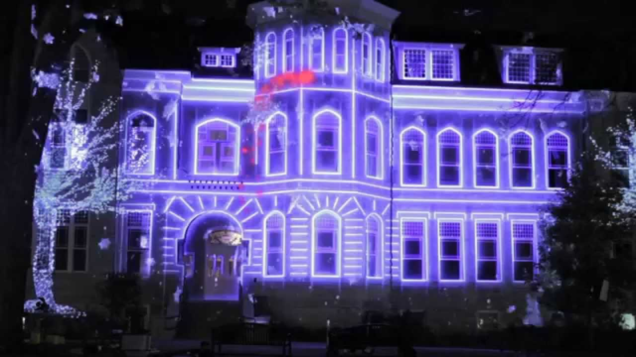 Projection Christmas Lights