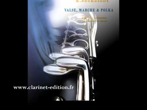 1. Clarinet Polka (Ein Prosit !) for Clarinet Quartet - live recording