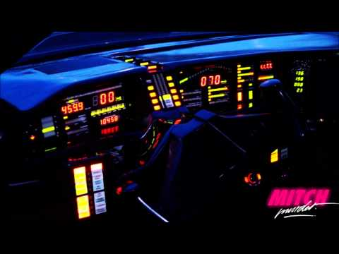 Mitch Murder - Knight Rider Theme