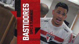 BASTIDORES: SÃO PAULO 3x0 FLAMENGO   SPFCTV