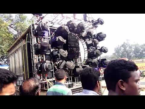 Rasmi dj, New setup at Kulad Laxmi Puja prosession 😎😎😎