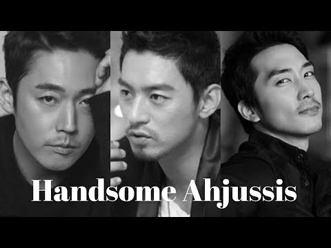 20 Most Handsome Korean Drama Actors 2018 | Age 40+