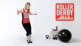 Standardized Roller Derby Fitness Test | RDA