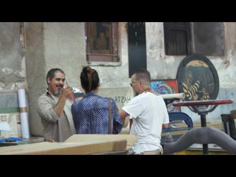 Havana Taller Experimental de Gráfica (Experimental Graphics Studio)