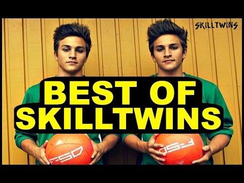 BEST OF SKILLTWINS! ★ Amazing Twins Football/Futsal/Freestyle Skills