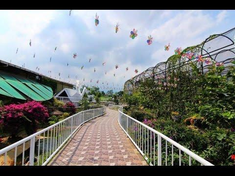 Menjelajahi Eco Green Park Batu Malang Part 1/2