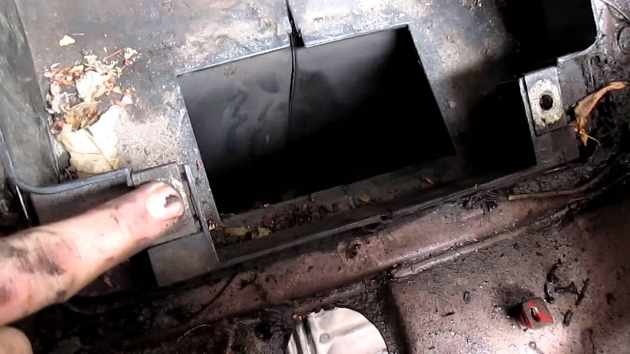 Полезные советы для авто. Почему не работает печка ВАЗ.
