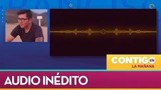 Desclasifican diálogo de Francisco Silva sobre Nibaldo Villegas - Contigo en La Mañana