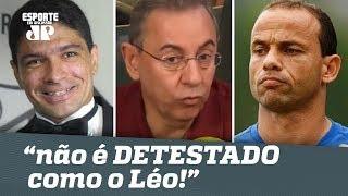 """Renato vira DIRETOR, e Flavio diz: """"não é DETESTADO como o Léo!"""""""