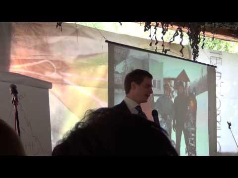 Ареда 2013  Гаглоевы Сергей и Галина