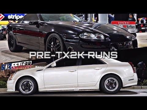 EPIC NIGHT OF STREET RACING!!! (Turbo Camaro, 1000hp Turbo Mustang, 2JZ MK3 Supra, 800hp Hellcat)
