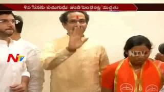 suspense still continue on bmc mayor post    bjp vs shiv sena    mumbai    ntv