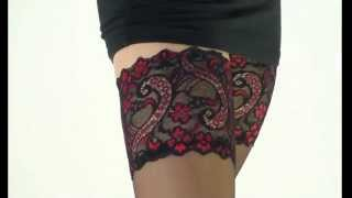 UK Tights - Le Bourget Essential 15 Hold Ups
