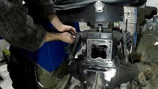 Жөндеу гідронавісного тетігін синтай-244 б. 2 Орнату сақина. Repair hydro mechanism.