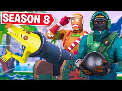 Fresh & LazarBeam Play SEASON 8!