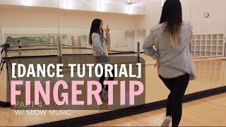 GFRIEND(여자친구) _ FINGERTIP _ Lisa Rhee Dance Tutorial