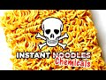 Why You Should Not Be Eating Instant Noodles!