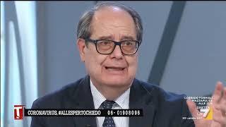 """Prof. Morrone: """"nessun Fantascientifico Laboratorio Dietro Il Coronavirus"""""""