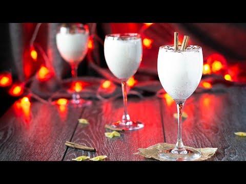 зимние безалкогольные напитки рецепты