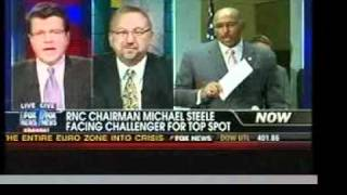 Saul Anuzis on FOX News with Neil Cavuto, on Why He
