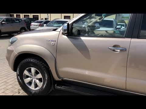 Toyota Fortuner 2.7 AWD 2007