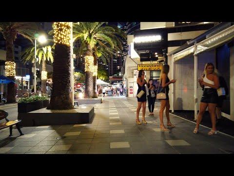 【4K】Australia | Gold Coast - Surfers Paradise