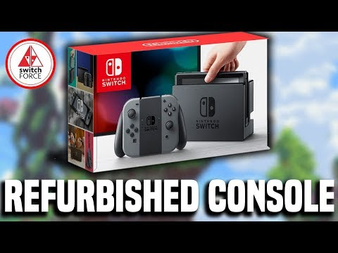 nintendo-now-selling-refurbished-switch!-worth-the-price?