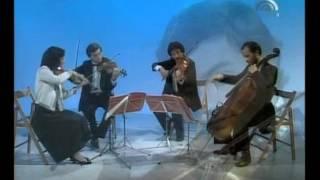 Mozart, Streichquartett G Dur KV 387   Quatuor Rosamonde