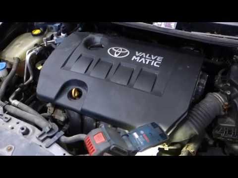 Toyota Auris 1.6 Сломался робот MMT. Ремонтируем своими силами.