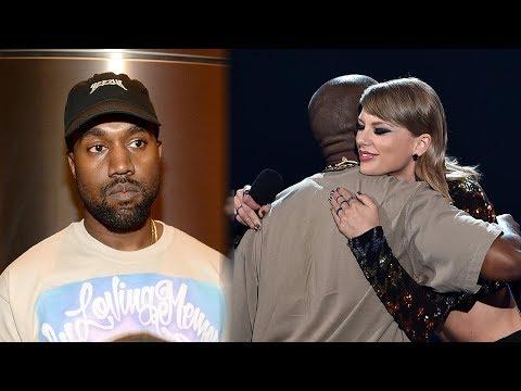 Kanye West ADMITS Taylor Swift